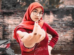 kartun muslimah cantik (10)